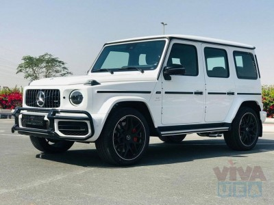MERCEDES G63 2020 'NIGHT PACKAGE'