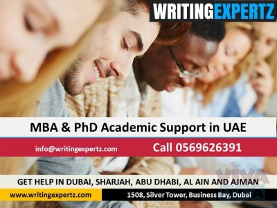 WritingExpertz.com MBA- PhD Thesis/Dissertation WhatsApp Us On 0569626391 with Proposal Writing, Dubai