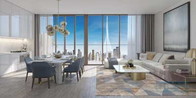 Emaar Creek Palace Residences at Dubai Creek Harbour