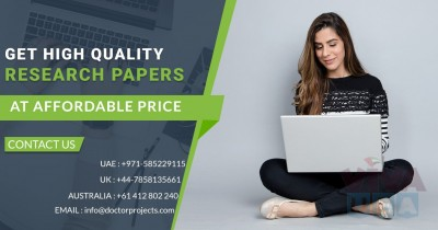 Research Paper Writing Service Online UAE - Doctor Projects