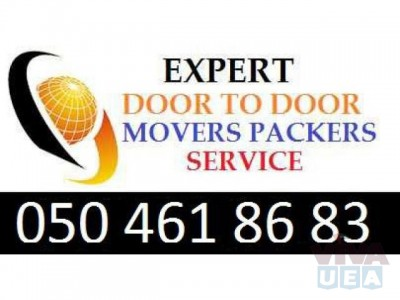 PROFESSIONAL MOVERS PACKERS 050 461 86 83 SHIFTERS
