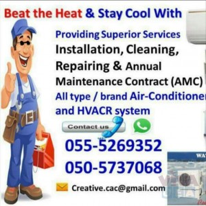 split ac free check 055-5269352 al ain cheap service used new room gas repair clean compressor maintenance