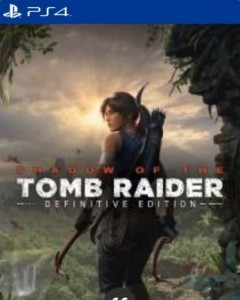 Play Shadow of the Tomb Raider:Definitive Edition 2019