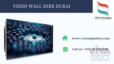 Looking for Best Video Wall Rental Providers in Dubai