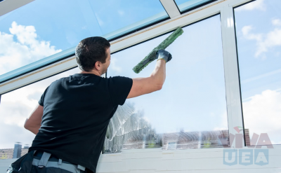 Hire the Professional Window and Glass Cleaning services Dubai