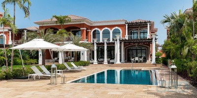 XXII (22) Carat Club Villas in Palm Jumeirah
