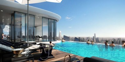 Paramount Tower Hotel & Residences at Burj Area - Dubai
