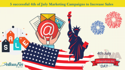 5 successful 4th of July marketing campaigns to increase sales!