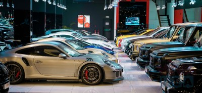 Top Dubai Luxury Car Showroom – The Elite Cars