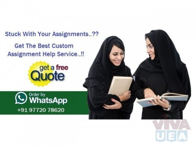 Searching For The Best Dubai Assignment Help Service – Visit Gulfassignmenthelp!