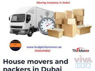 Budget City Movers and Packers in jvc 0556254802