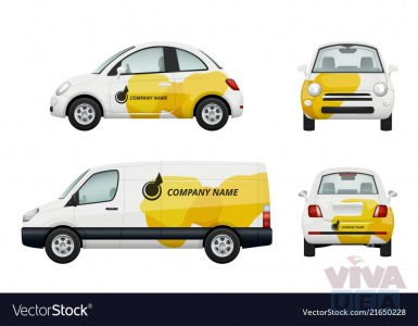 Promote Business With Professional Car Graphics