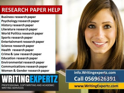Research Paper  WhatsApp Us 0569626391 Term papers Best Offer – WRITINGEXPERTZ.COM Essay in UAE