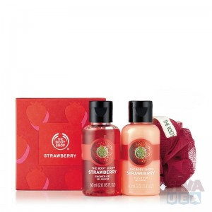 The Body Shop Strawberry Treats