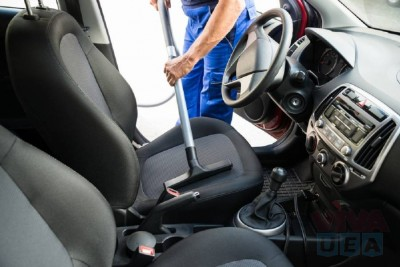 Complete Car Interior Cleaning in Dubai