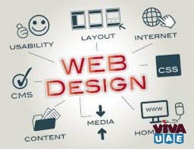 WEB Development in the Ajman At VISION INSTITUE 0509249945