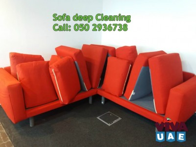 Sofa Cleaning in Dubai Marina by Professionals
