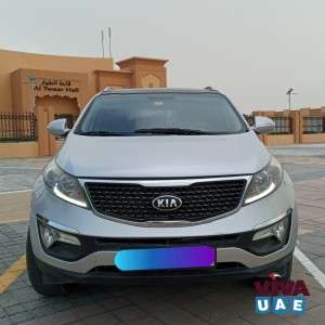 Kia Sportage 2015  Full Options