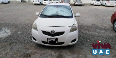 2010 Model Toyota Yaris Sedan Car For Sale