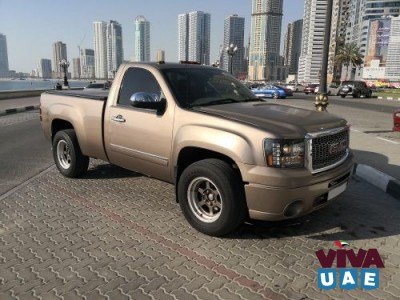 GMC Sierra, Borla Cat-Back Twin Exhaust, Bully Dog Tuner, GCC Specs.