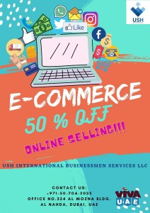 E-COMMERCE ONLINE SELLING LICENSE FOR AS LOW AS 5750