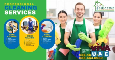 amanyasin cleaning services