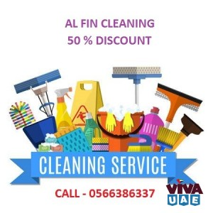 Cleaning Services now Available on 50% Discount just call-0566386337
