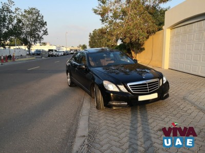 Mercedes-Benz E-300 Avantgarde, 3.0L Full Option, GCC Specs.