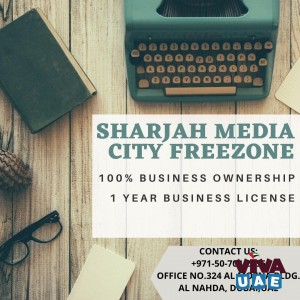 Sharjah Media City Freezone