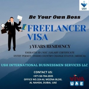 Quick Hassle Free and Cost Efficient Freelancer Visa