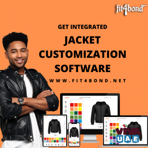 Get the best Jacket Customization Software from Fit4bond