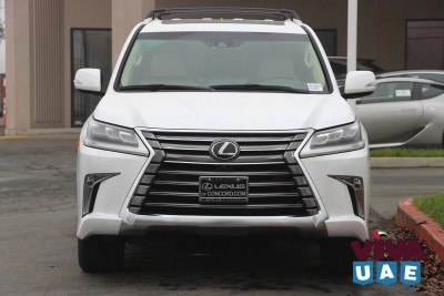 2020 Lexus LX 570  full option