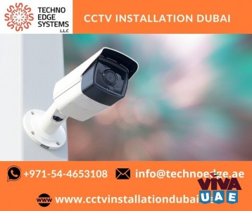 Secure Your Place With CCTV Camera Installation in Dubai