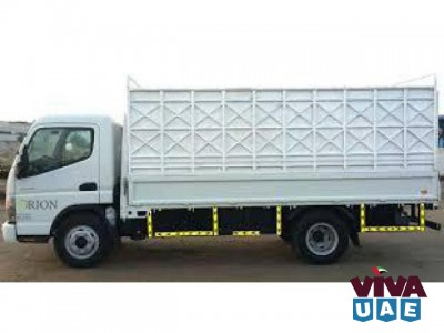 pickup truck for rent in jvc 0555686683
