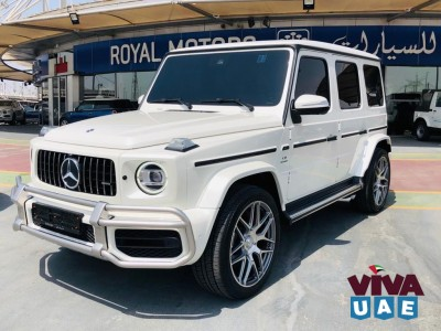 MERCEDES G63 'PRE-OWNED' MY 2020