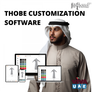 Get Thobe Customization Software that enchange your customers base