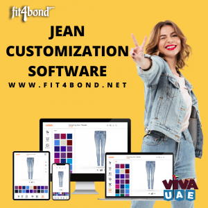 Get On demand Pant Customization Software