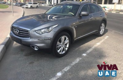 Infinti QX70 GCC Full Option 2014/October