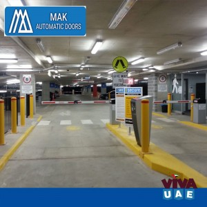 Parking Barriers in UAE, Parking Barriers in Dubai - MAK Automatic Doors
