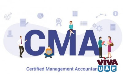 Now CMA Course start in VISION At Ajman  CALL 0509249945
