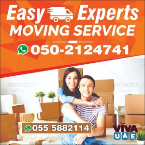 EXPERTS HOUSE SHIFTING AND RELOCATION 0502124741 COMPANY IN