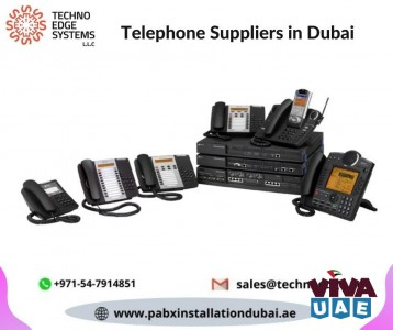 Business Telephone Suppliers in Dubai - Techno Edge Systems