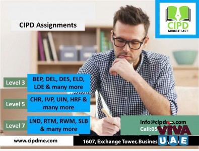 CIPD Level 3-FINAL DEP in UAE Call On 0505696761