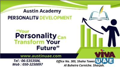 Personality Development Training in Sharjah With best offer Call 0503250097