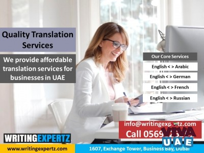 Eng to Arabic –Affordable Dial On 0569626391   Translation Support – in UAE lowest Rates