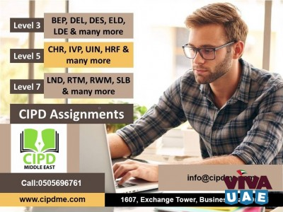 Using information Call On 0505696761 in HR [5UIN] Write CIPD Assignment for Me UAE|KSA|Bahrain