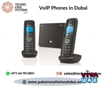 VoIP Telephone Systems in Dubai - Techno Edge Systems