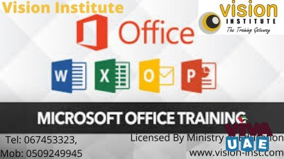 MS OFFICE TRAINING START VISION INSTITUTE-0509249945