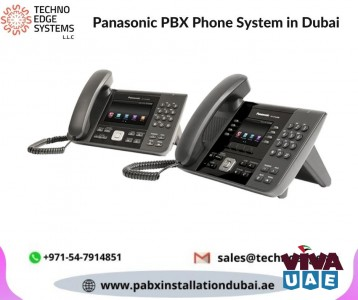 Panasonic PABX Phone Services in Dubai By Techno Edge Systems