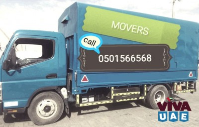 0501566568 Close Truck available for Rent in Al Quoz